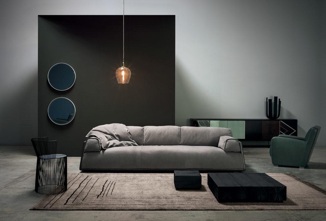 sofa mod. HARD AND SOFT