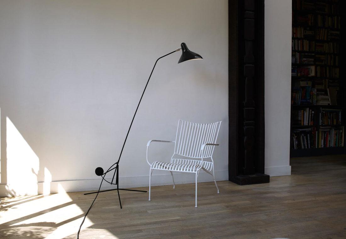 Lampe mod. MANTIS BS1