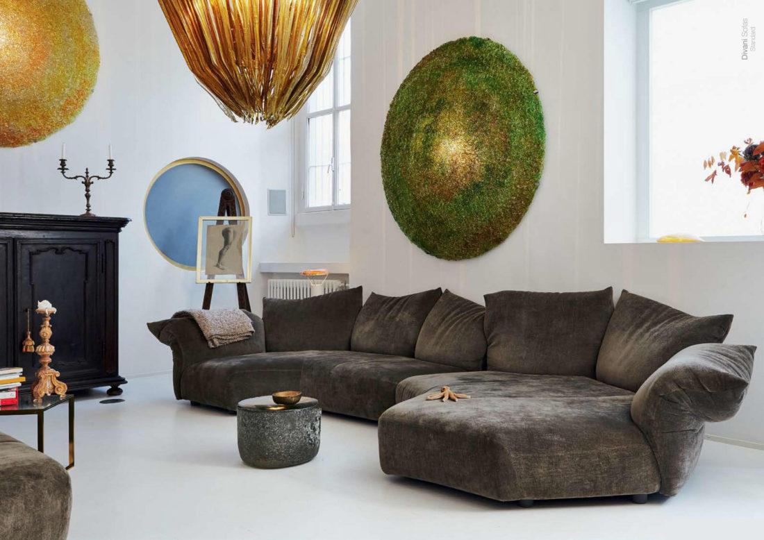 Sofa mod. STANDARD