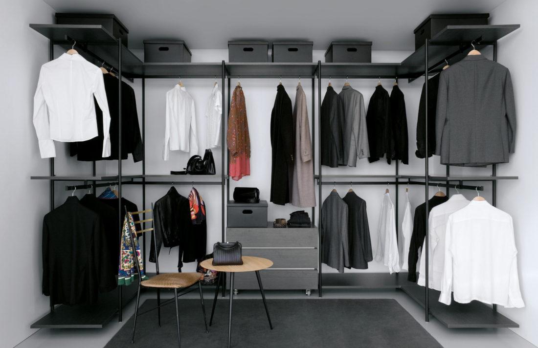 Garderobe mod. SLIDE