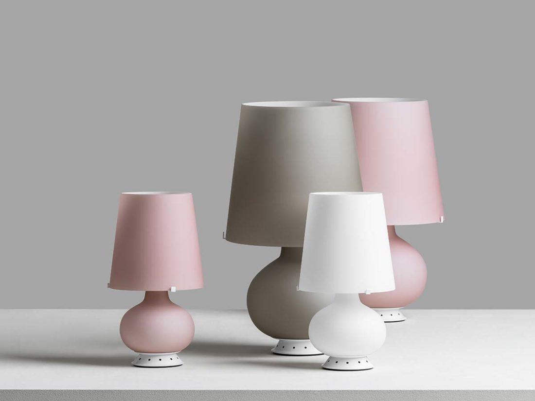 lamp mod. FONTANA