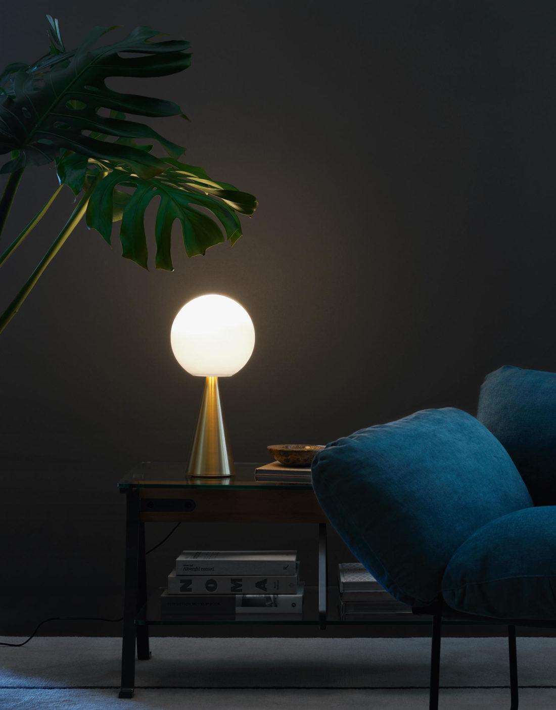 lamp mod. BILIA