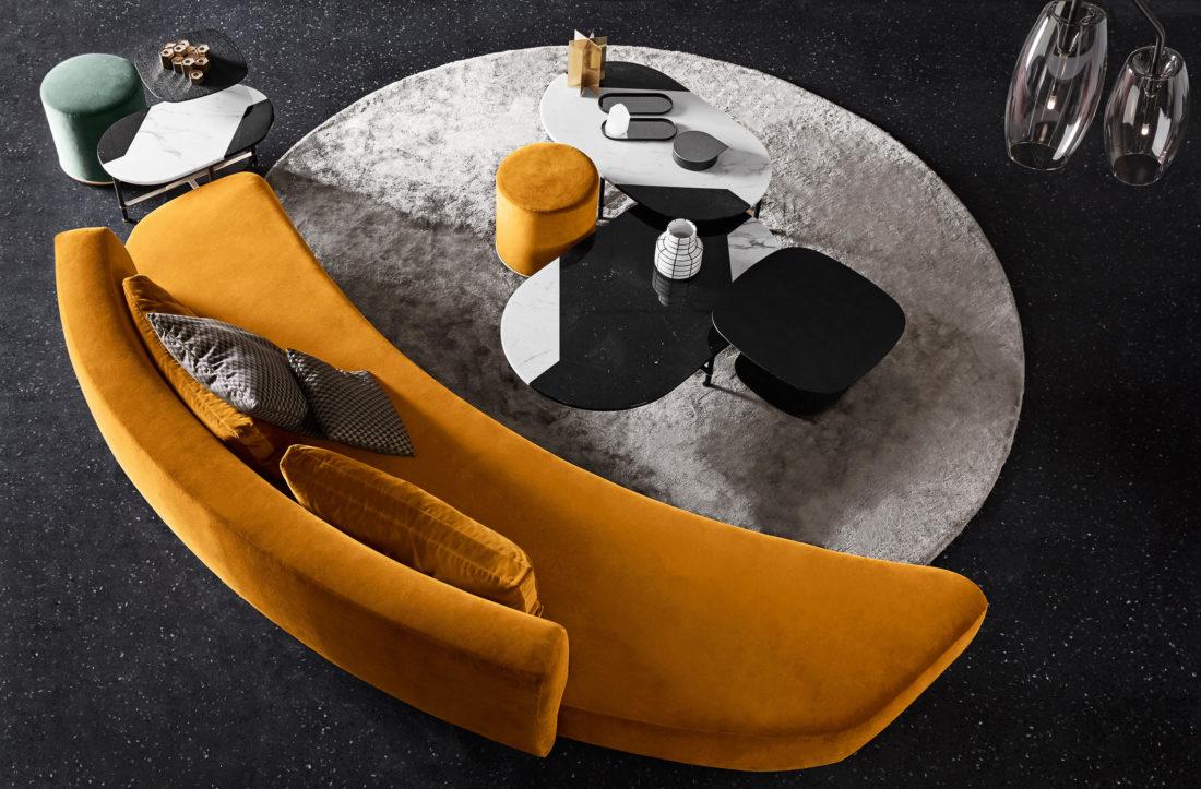 sofa mod. AUDREY
