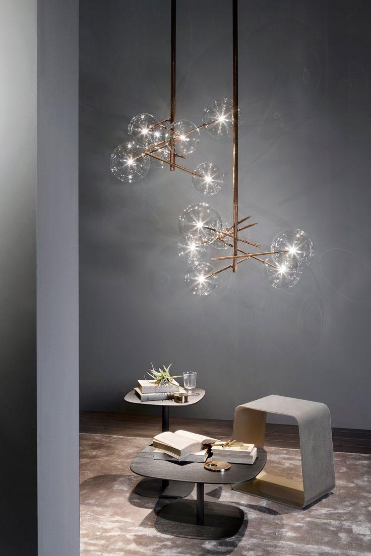 chandelier mod. BOLLE