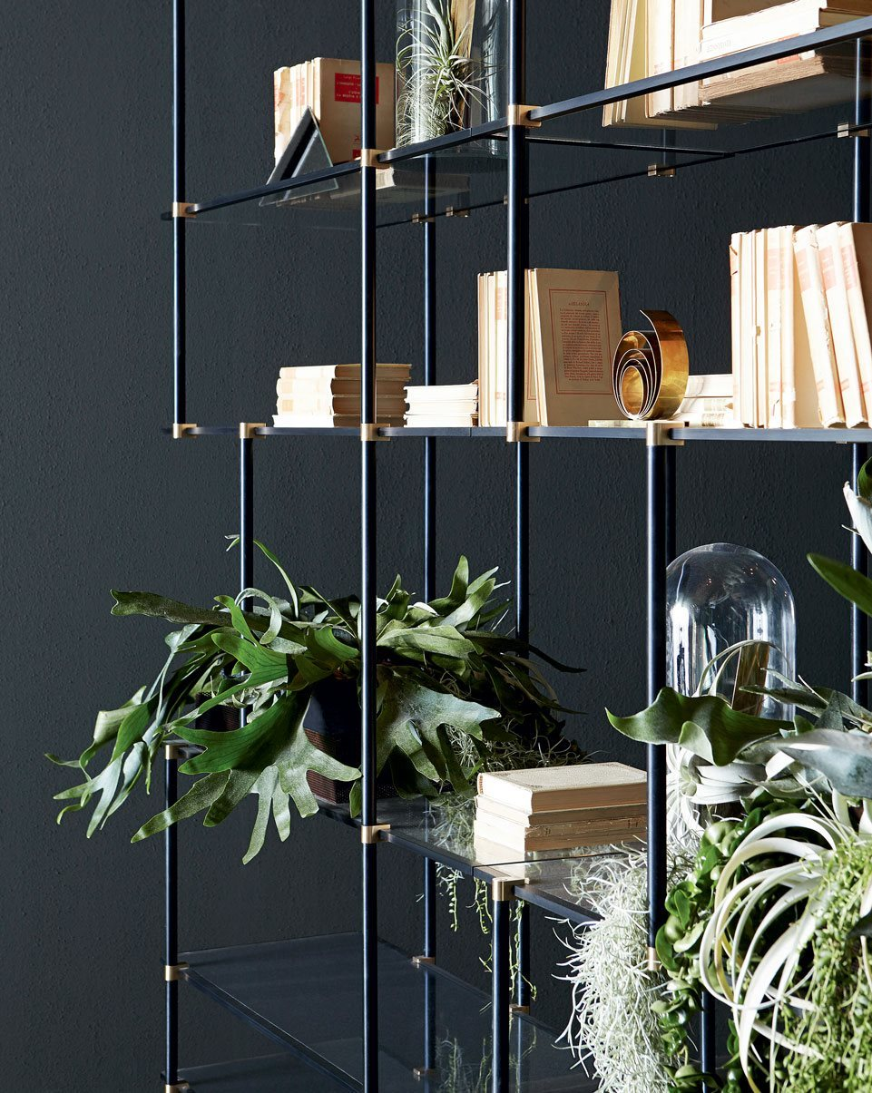 bookshelves mod. DRIZZLE