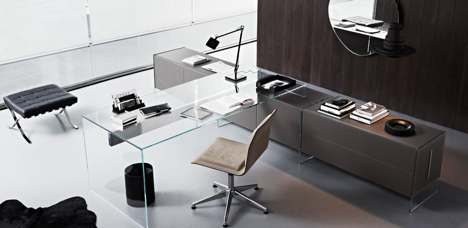 office composition mod. AIR DESK + AIR UNIT