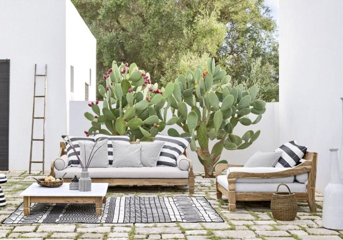 outdoor sofa mod. JEKO