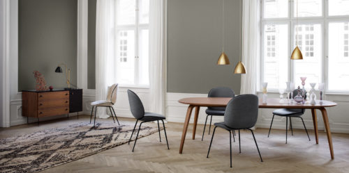Gubi, the timeless scandinavian design