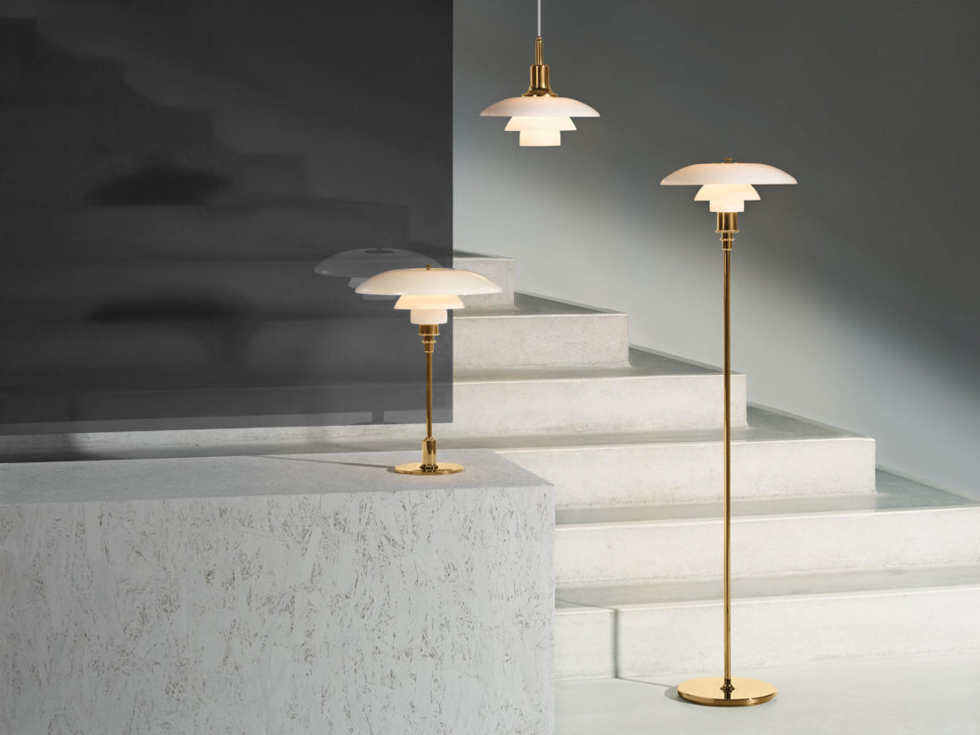 lamp mod. PH FLOOR