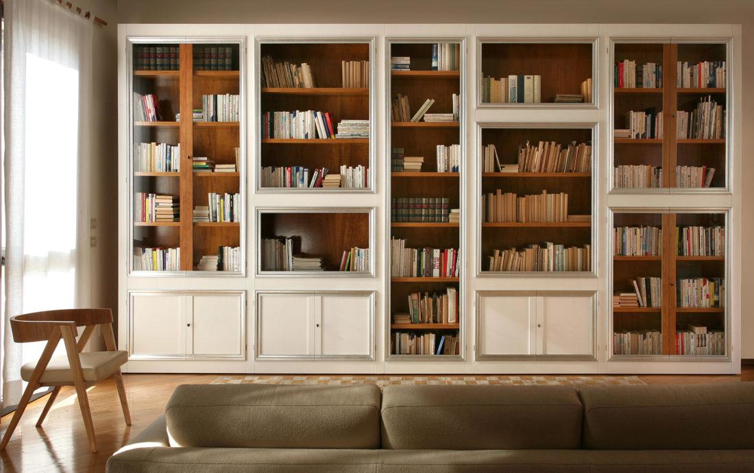 bookshelves mod. MASCHERA