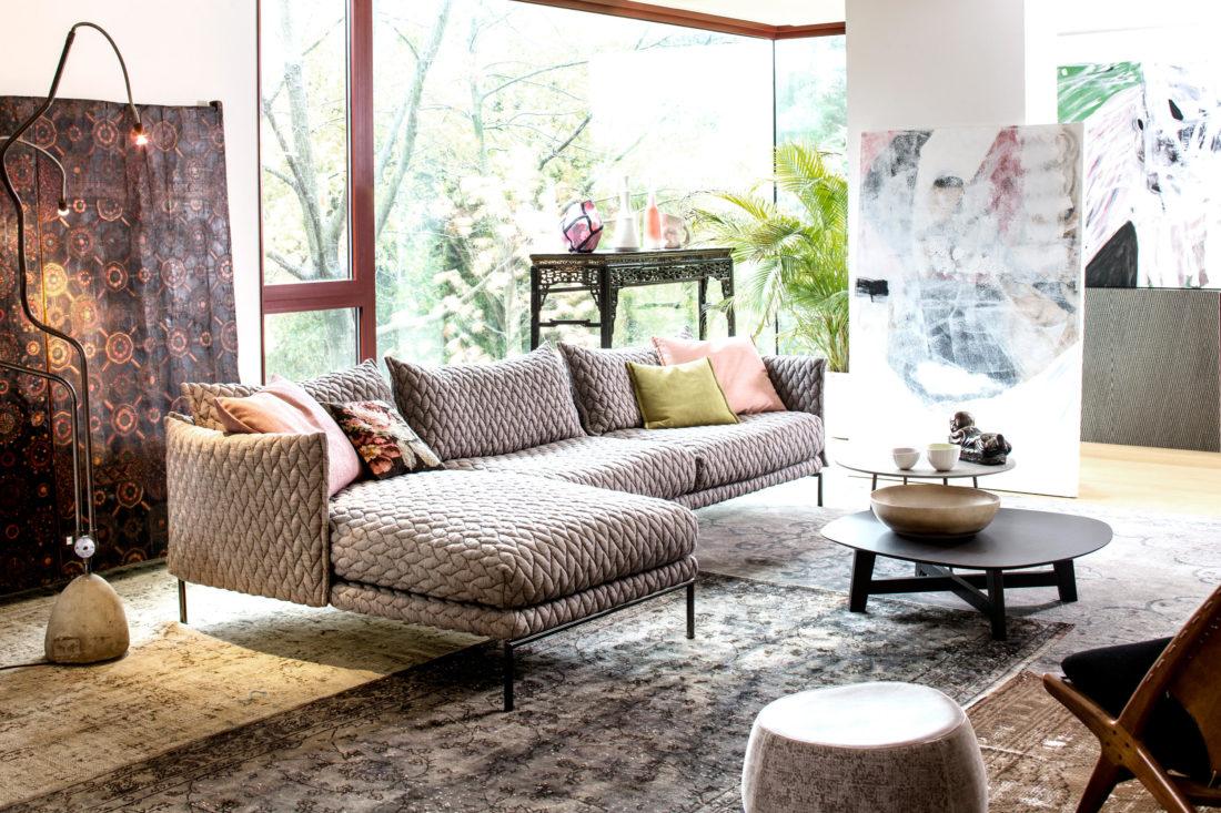 sofa mod. GENTRY