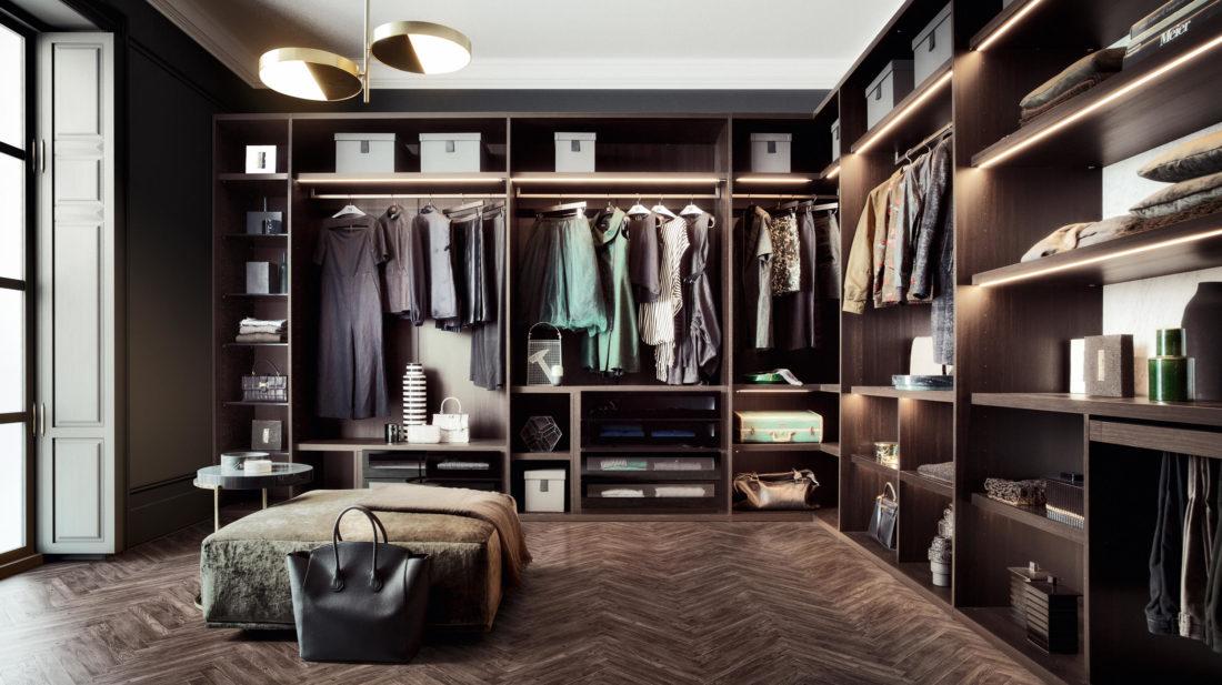wardrobe mod. SIPARIO