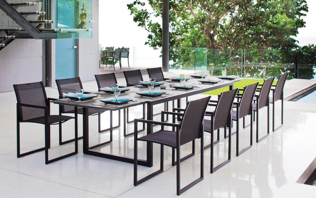 table + chairs mod. NINIX