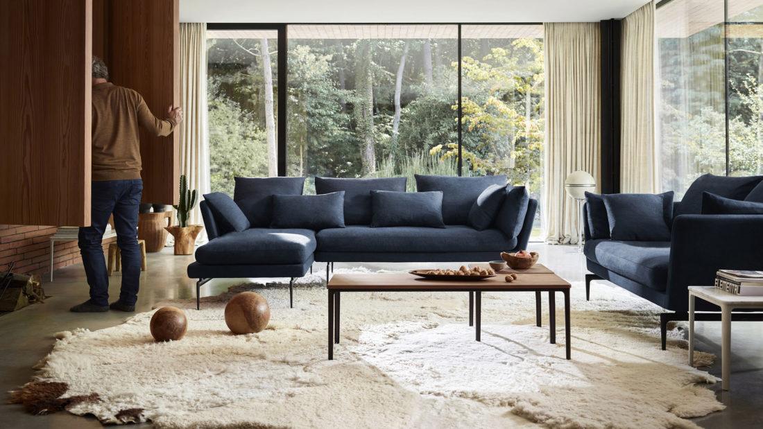 Sofa mod. SUITA